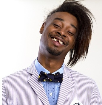 rapper Danny Brown