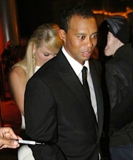 Tiger Woods drunk face 4