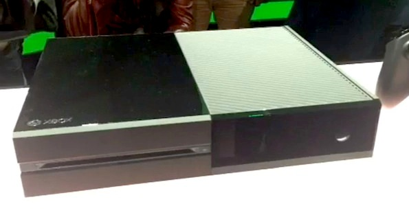 Xbox One two tone