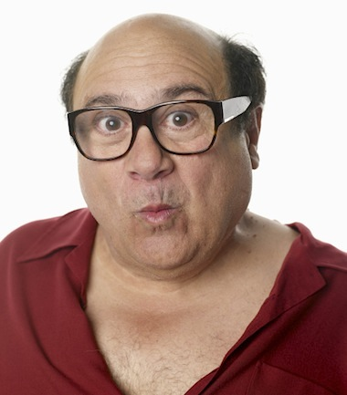 danny devito glasses