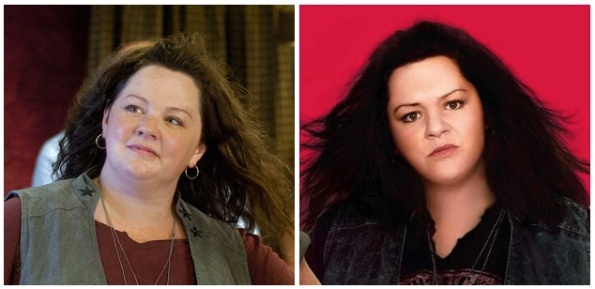 Melissa McCarthy photoshopped