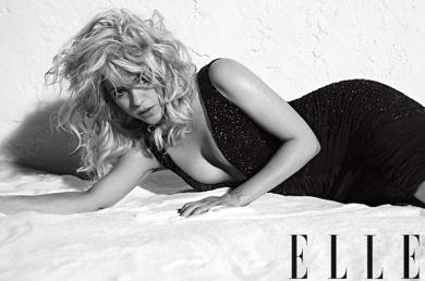 Shakira Elle 2013