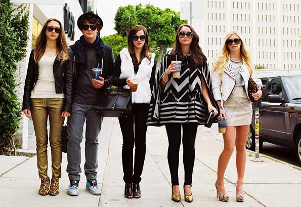 still from the bling ring cast