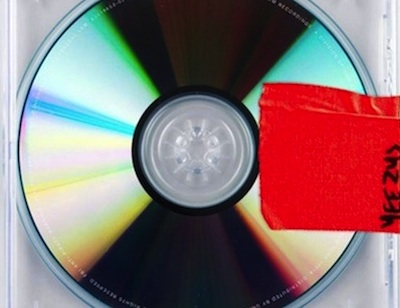 Yeezus original cover