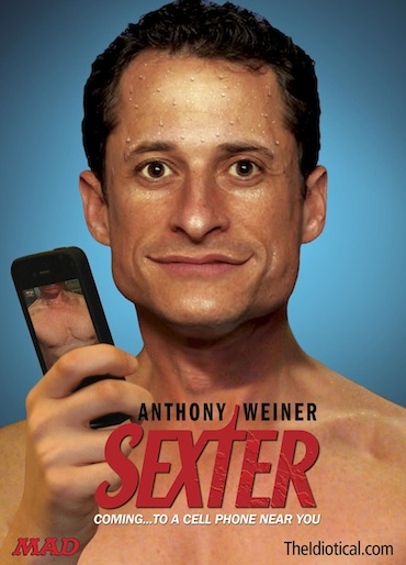 Anthony Weiner meme