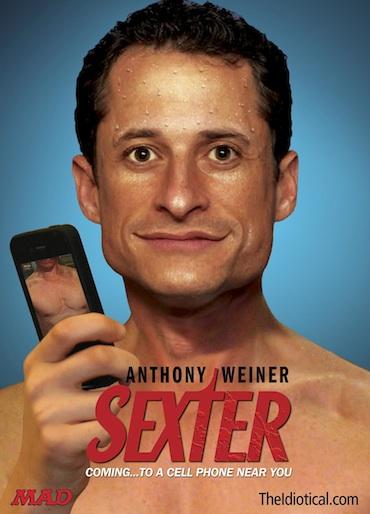 Anthony Weiner meme