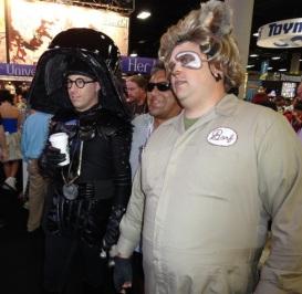 Dark Helmet and Barf, Spaceballs