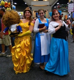 Belle, Belle and Belle, Beauty and the Beast
