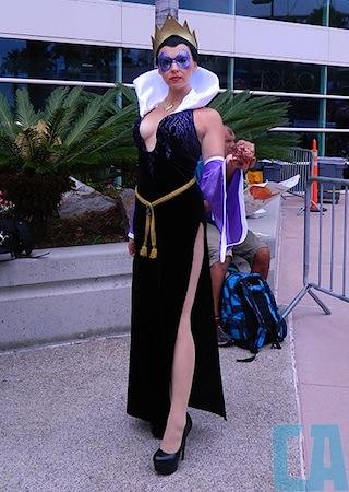 Evil Queen, Snow White