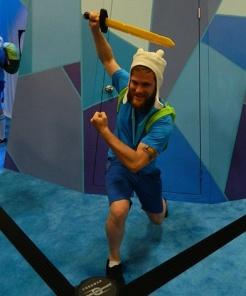 Finn, Adventure Time