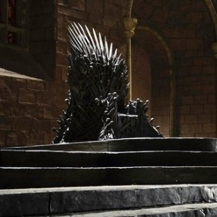 game of thrones hbo throne