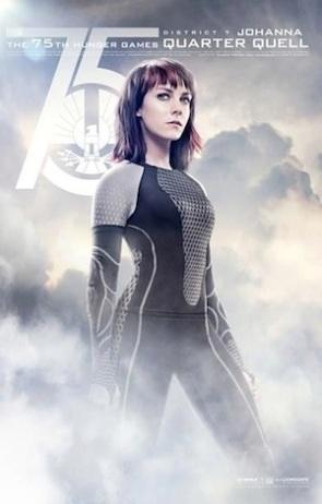 Johanna Mason character poster