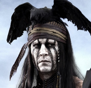 Johnny Depp tonto