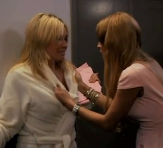 Lindsay Lohan chelsea handler