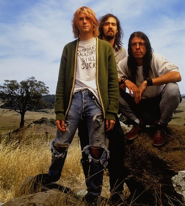 Nirvana mark seliger