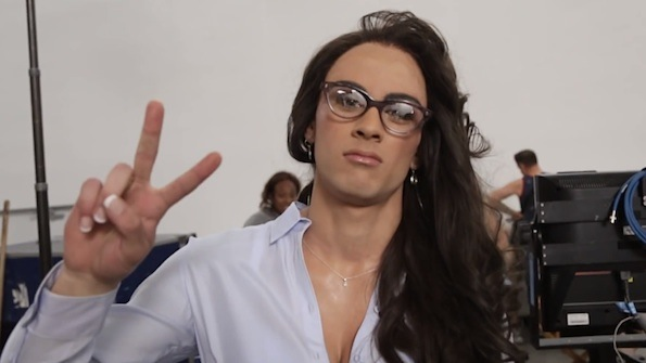 one direction in drag