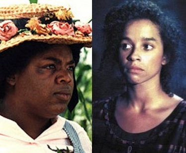 Oprah rae dawn chong the color purple