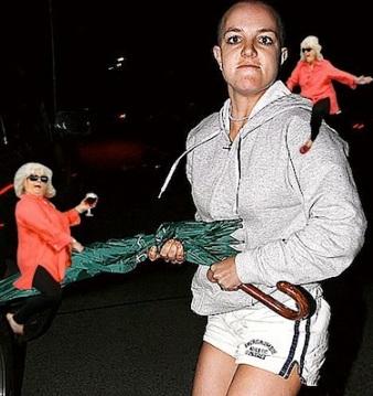 Paula Deen Britney Spears