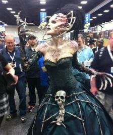 Original design, spider woman