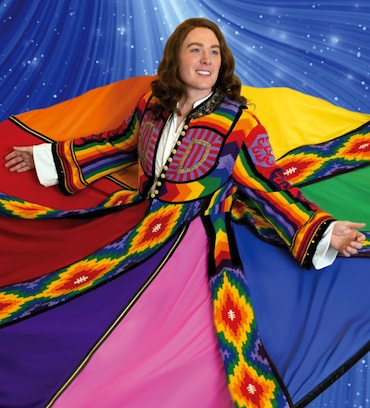 Clay Aiken dreamcoat promo