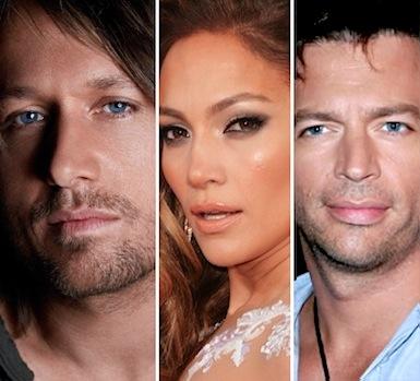American idol judges 2013
