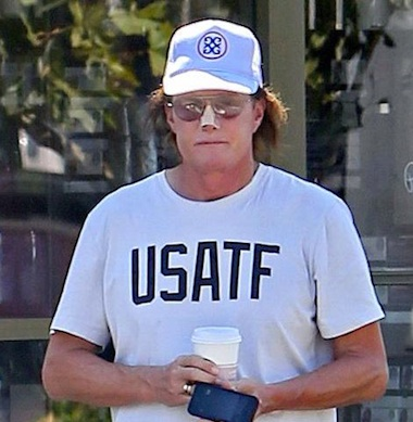 Bruce Jenner nose cancer