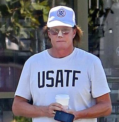 Bruce Jenner nose cancer