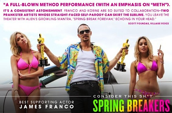 James Franco for your consideration