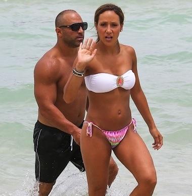 Melissa joe Gorga bikini
