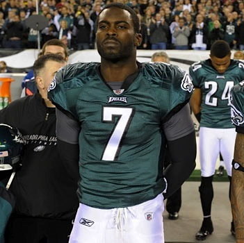 Michael Vick eagles 2013