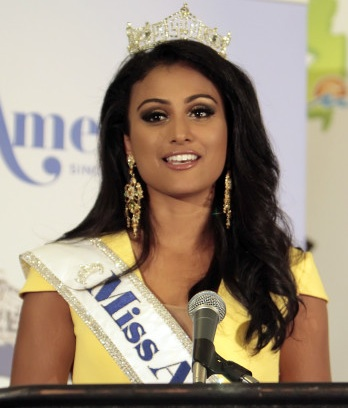 Miss America Indian