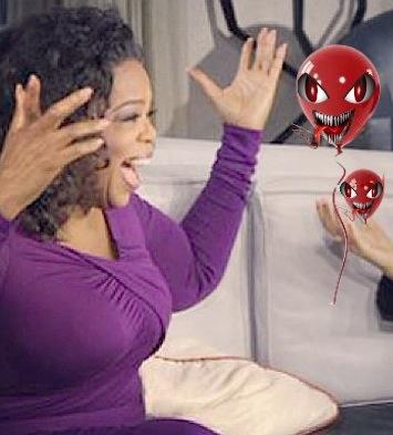 Oprah Balloons
