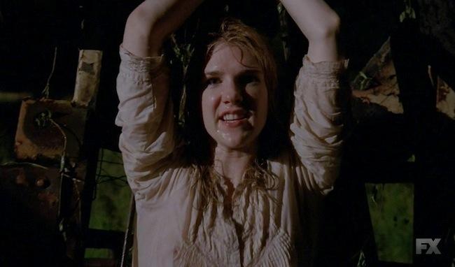 American Horror story Coven premiere still