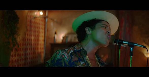 Bruno Mars gorilla still