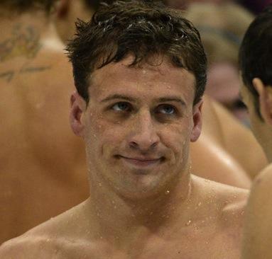 London Olympics Swimming Men