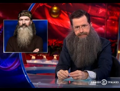 Celebs Weigh in on the 'Duck Dynasty' Controversy | The Twist