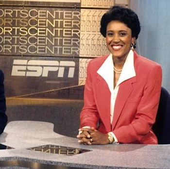 Robin Roberts vintage ESPN