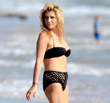 Kesha body