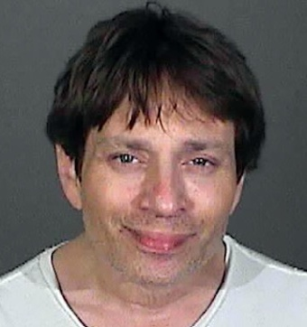 Chris Kattan mugshot DUI