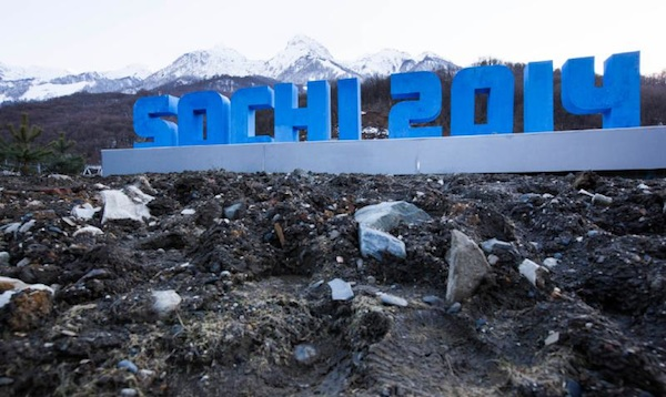 Sochi dirty