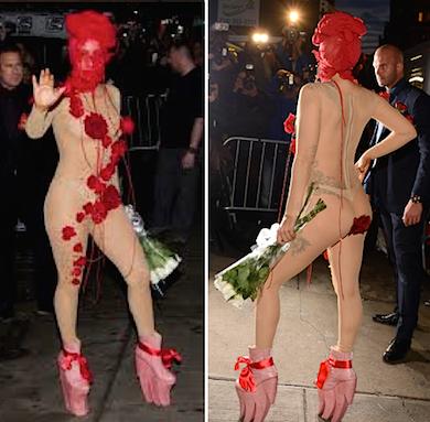 Lady Gaga Roses