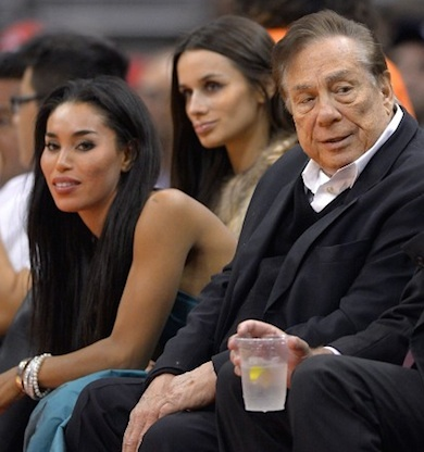 Donald Sterling mistress