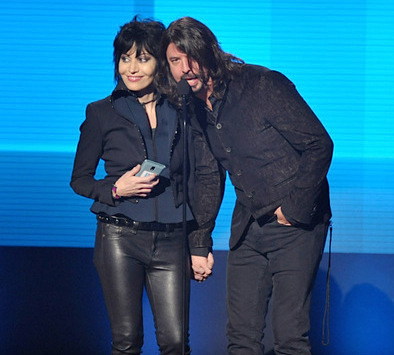Joan Jett, Dave Grohl