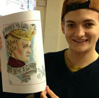 Joffrey there's no cure for being a