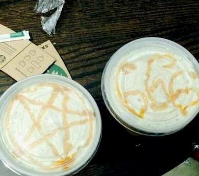 Starbucks 666