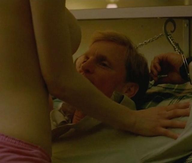 Alexandra Daddario True Detective Nude Scene