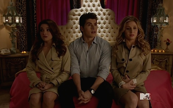 Faking it threesome episode