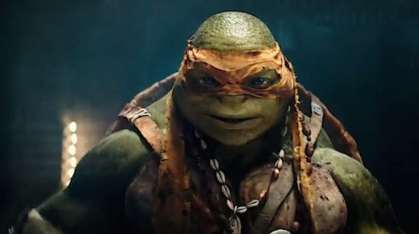 new ninja turtles michelangelo
