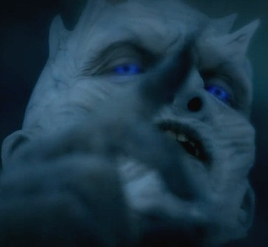 Night's King Game of Thrones walker