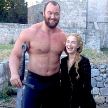 the mountain actor game of thrones